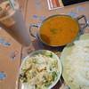 チャトラ ブミ - 料理写真:豆カレーランチ(\690)
