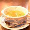 神戸元町ドリア - 料理写真:セットのスープ