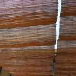 佛沙羅館 - 川床の席は一応日除けがある