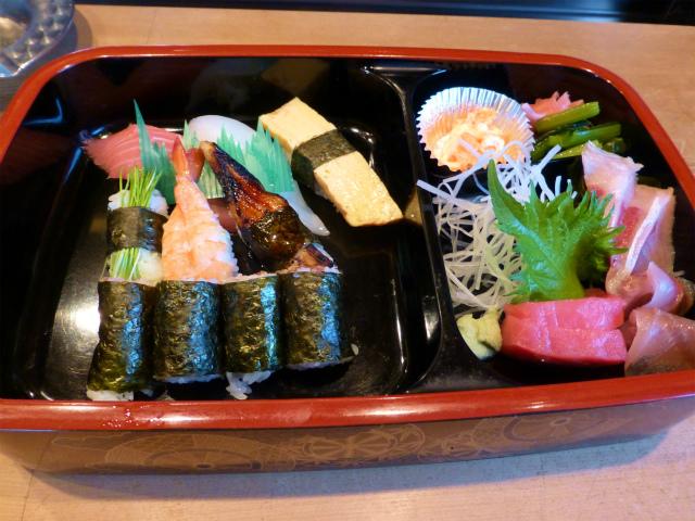 ぎふ初寿司 七宝分店