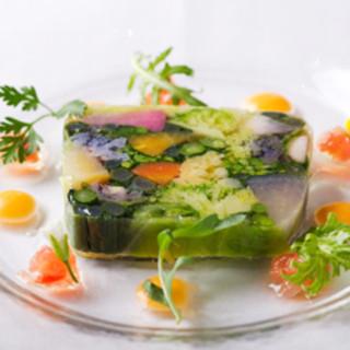 鎌倉や長野の有機野菜を中心に、美味しいお野菜料理をご用意しております!