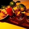 サイドビー バー - 料理写真:色々楽しめるテキーラの飲み比べセット