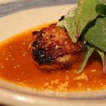 糀Cafe Izakaya Suiren - チキンのトマトソース