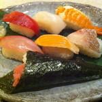 ほうせい丸 - 握り寿司