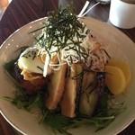 エピスカフェ - 気まぐれ雑穀米ランチ