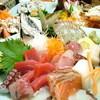 味の城 - 料理写真:海鮮たっぷり『<月~木曜限定>2時間飲み放題付特別コース 』