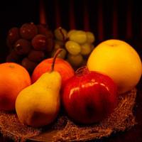 季節のフルーツカクテル