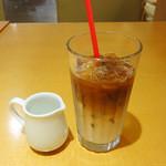 チャートイン カフェ - アイスカフェラテ