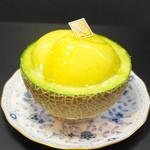 rupathisheyokoyama - 料理写真:メロンボード(650円)