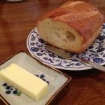 吉川亭 - 姉はパンにしました