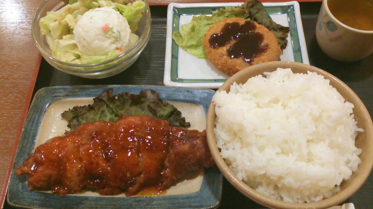 めしや食堂 七番町店