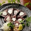 蔵の庄 - 料理写真:こだわりの塩が活きる『カツオの塩たたき』