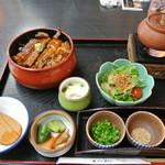 和食処 まさご - ひつまぶし御膳¥3400