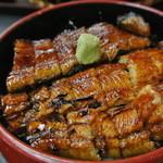 和食処 まさご - ふっくらひつまぶしはお店の看板メニュー