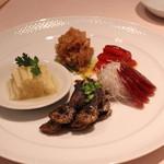 シェフス - 前菜盛り合わせ (2013/05)