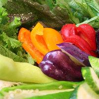 契約農家「川田農園さん」の野菜刺盛は、絶品です!