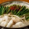 ニパチ - 料理写真:【期間限定】ぷりぷりの食感のもつが絶品!博多もつ鍋!(白湯,醤油,味噌,塩,チゲ) ※均一価格対象外メニュー