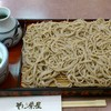 信濃庵 - 料理写真:信濃庵 @葛西リバーサイドモール 板せいろう 730円