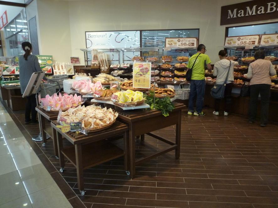 ママベーカリー スーパーセンターオークワいなべ店