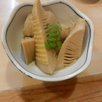 登里市 - 料理写真:竹の子煮