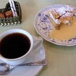 プティ・タ・プティ - ケーキ&コーヒー