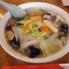 香龍 - 料理写真:「具だくさんの五目ラーメン」800円也。税込。