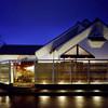 櫓庵治 - 外観写真:とても落ち着いた雰囲気のお店です。駐車場28台完備。
