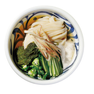 谷や - 料理写真:涼風ねばトロうどん ¥850