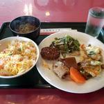 長万部物産センター レストラン - 料理写真:バイキングレストラン(長万部物産センター)