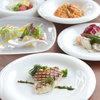 クイーンズバスリゾート - 料理写真:ディナーコース