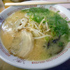 山小屋 - 料理写真:「ラーメン」580円