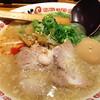 よってこや - 料理写真:鶏ガラとんこつ醤油ラーメン(味玉付き)【750円】