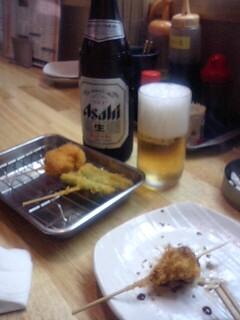 串カツ・鉄板焼き 東屋