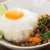 チャイヨーキッチン - 料理写真:カオガパオムー (豚肉ガパオライス)