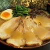 横濱家系のじ家 - 料理写真:チャーシューメン並 850円