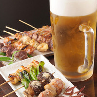 厳選した食材を使った美味しい鶏料理が味わえる居酒屋 『とりとり亭 本山店』