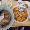 聚福源 - 料理写真:日替わりランチ「680円」