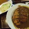 でん - 料理写真:チキンカツカレー