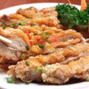京華閣 - 料理写真:油淋鶏。男性に特に人気です。