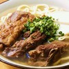 新宿やんばる - 料理写真:当店自慢のお肉たっぷりソーキそば!