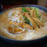 麺屋 蔵人 - 海老味噌らーめん~☆