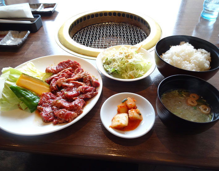 焼肉レストラン 一心亭 八戸店
