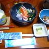 御宿・かわせみ - 料理写真:夕飯(御造・蕗の薹味噌・茶碗蒸し・香の物)
