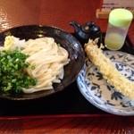 19375183 - 穴子天ぷら醤油