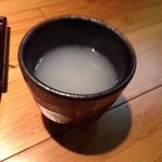 19375681 - 蕎麦湯