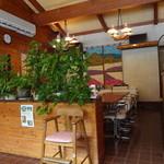 レストランHAMA - 店内