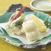 ふぐ好 - 料理写真:鱧の天ぷら
