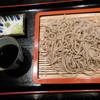 松乃井 - 料理写真:もりそば 600円 (十割は追加200円です)