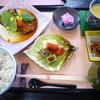 和食屋 はんなり - 料理写真:2013.06月 月替わり御膳920円 黒目抜きの香味がけチョイス