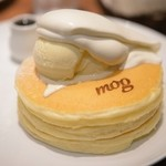 mog - スペシャルパンケーキ